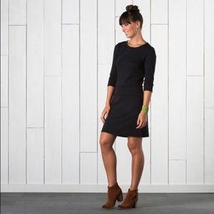 "Horny Toad ""Nixi"" Dress in Black"
